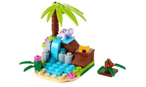 Райский домик черепахи 41041 Лего Подружки (Lego Friends)