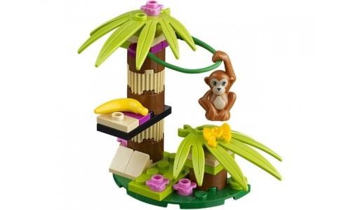 Банановое дерево орангутана 41045 Лего Подружки (Lego Friends)