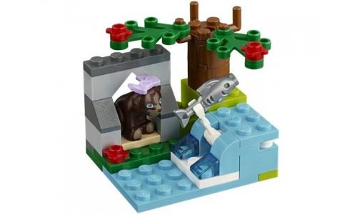 Речка бурого медведя 41046 Лего Подружки (Lego Friends)