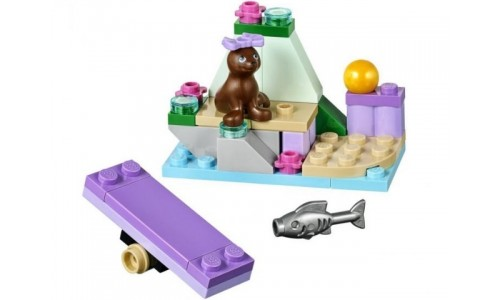 Скала тюленя 41047 Лего Подружки (Lego Friends)