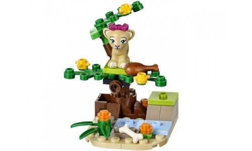 Саванна львёнка 41048 Лего Подружки (Lego Friends)