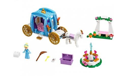 Заколдованная карета Золушки 41053 Лего Принцессы Дисней (Lego Disney Princesses)