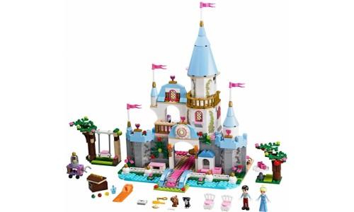 Золушка в королевском замке 41055 Лего Принцессы Дисней (Lego Disney Princesses)