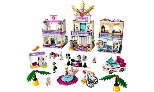 Торговый центр Хартлейк Сити 41058 Лего Подружки (Lego Friends)