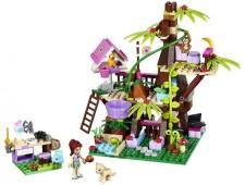 Домик на дереве в джунглях - 41059