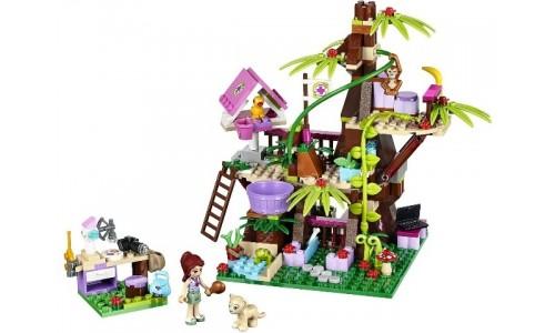 Домик на дереве в джунглях 41059 Лего Подружки (Lego Friends)