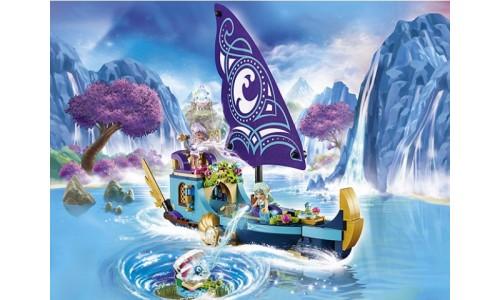 Корабль Наиды 41073 Лего Эльфы (Lego Elves)