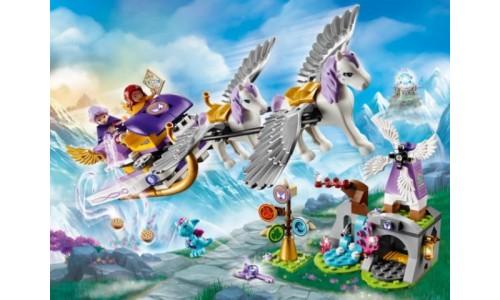Летающие сани Эйры 41077 Лего Эльфы (Lego Elves)