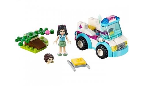 Ветеринарная скорая помощь 41086 Лего Подружки (Lego Friends)