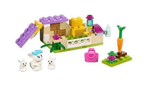 Зайчата 41087 Лего Подружки (Lego Friends)