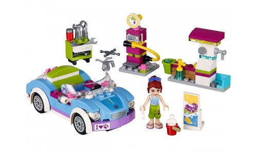 Кабриолет Мии 41091 Лего Подружки (Lego Friends)