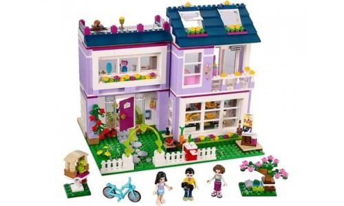 Дом Эммы 41095 Лего Подружки (Lego Friends)