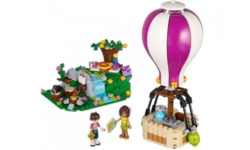 Воздушный шар Хартлейк Сити 41097 Лего Подружки (Lego Friends)