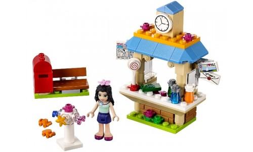 Туристический киоск Эммы 41098 Лего Подружки (Lego Friends)