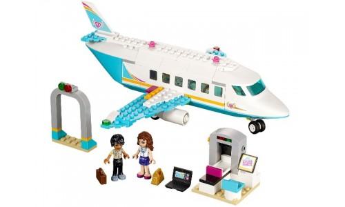 Частный самолёт 41100 Лего Подружки (Lego Friends)
