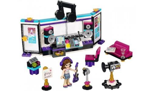 Поп-звезда: Студия звукозаписи 41103 Лего Подружки (Lego Friends)