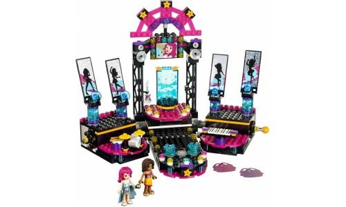 Поп-звезда: Сцена 41105 Лего Подружки (Lego Friends)