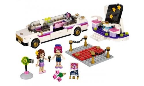 Поп-звезда: Лимузин 41107 Лего Подружки (Lego Friends)