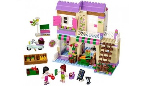 Продуктовый рынок 41108 Лего Подружки (Lego Friends)