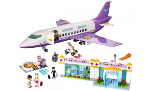 Аэропорт Хартлейк Сити 41109 Лего Подружки (Lego Friends)