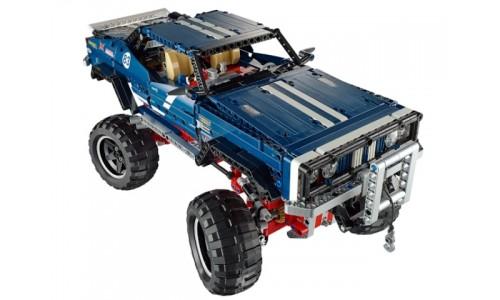 Внедорожник 4x4 Эксклюзивное издание 41999 Лего Техник (Lego Technic)