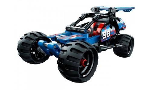 Багги с инерционным двигателем 42010 Лего Техник (Lego Technic)