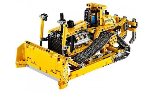 Бульдозер 42028 Лего Техник (Lego Technic)