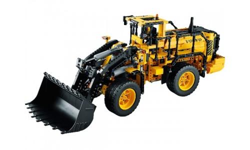 Автопогрузчик VOLVO L350F с дистанционным управлением 42030 Лего Техник (Lego Technic)