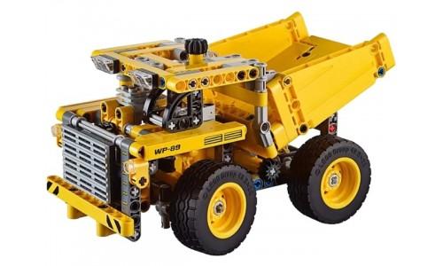 Карьерный грузовик 42035 Лего Техник (Lego Technic)