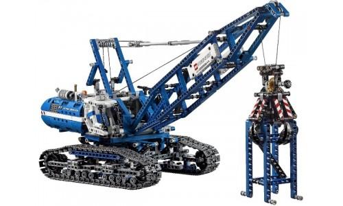 Гусеничный кран 42042 Лего Техник (Lego Technic)