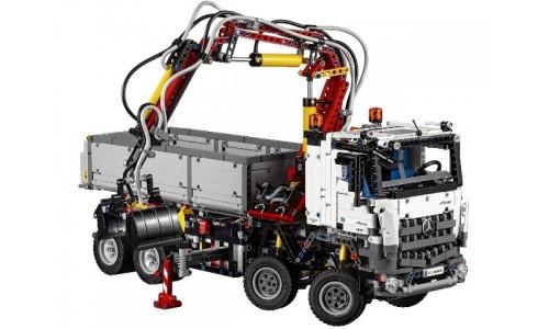 Mercedes-Benz Arocs 3245 42043 Лего Техник (Lego Technic)