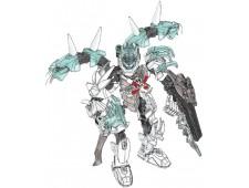 Комплект героев: Стормер и Ледяной Монстр - 44010+44011