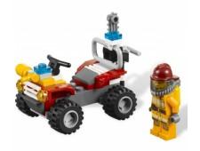 Пожарный квадроцикл - 4427