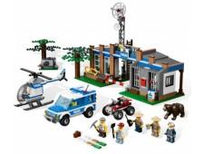 Пост лесной полиции - 4440