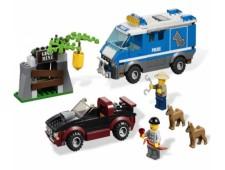Фургон для полицейских собак - 4441