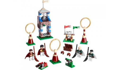 Матч по квиддичу 4737 Лего Гарри Поттер (Lego Harry Potter)