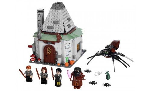 Хижина Хагрида 4738 Лего Гарри Поттер (Lego Harry Potter)