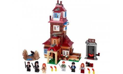 Нора Уизли 4840 Лего Гарри Поттер (Lego Harry Potter)