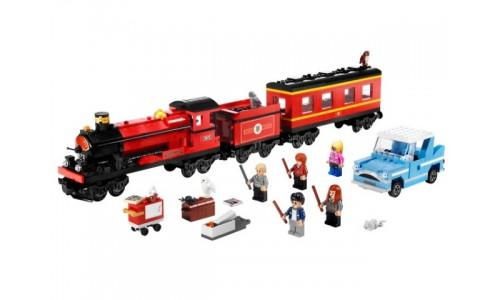 Хогвартс-Экспресс 4841 Лего Гарри Поттер (Lego Harry Potter)