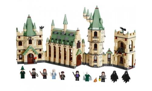 Замок Хогвартс 4842 Лего Гарри Поттер (Lego Harry Potter)