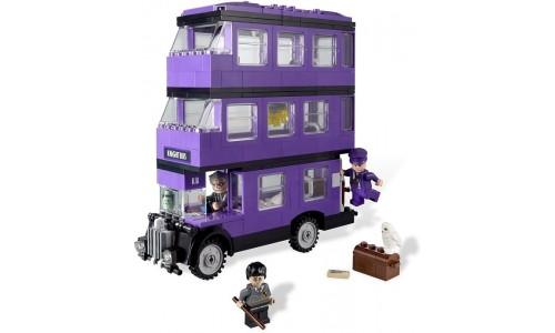 Ночной автобус 4866 Лего Гарри Поттер (Lego Harry Potter)