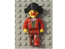 Pirates - Captain Redbeard - 4j014