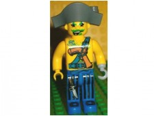Pirates - Captain Kragg - 4j015