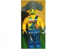 Pirates - Captain Kragg - 4j015