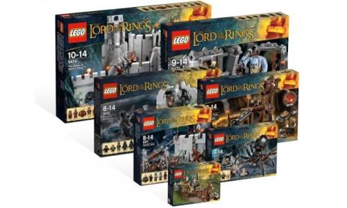 Коллекция Властелин Колец 2012 5001132 Лего Властелин Колец (Lego  Lord of the Rings)