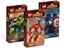 Коллекция супер героев Marvel - 5001135