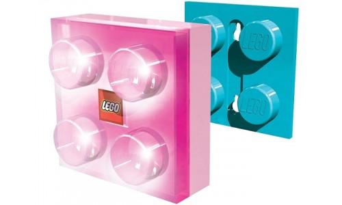 Светильник настенный Friends (розовый) 5002201 Лего Аксессуары (Lego Accessories)
