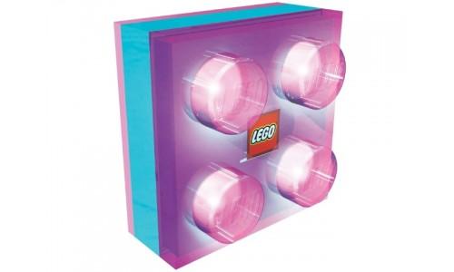 Светильник настенный Friends (фиолетовый) 5002801 Лего Аксессуары (Lego Accessories)