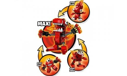Коллекция - Красные Миксели 5003801 Лего Миксели (Lego Mixels)