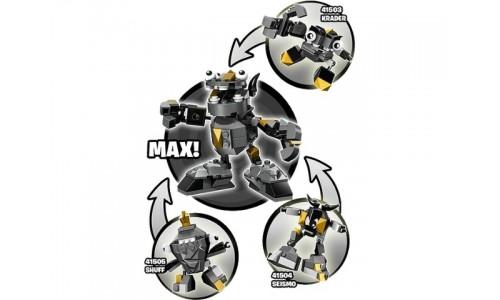 Коллекция - Серые Миксели 5003802 Лего Миксели (Lego Mixels)